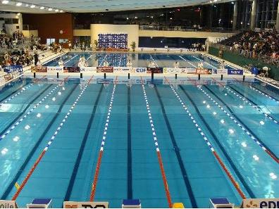 3i me meeting national de chartres metropole csm natation for Piscine chartres